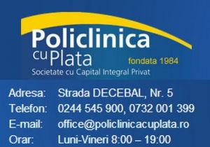 Policlinica cu plata