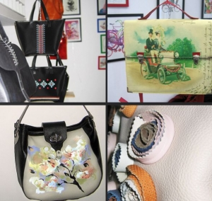 The Art of Bags - fa si tu o incursiune in arta GENTILOR CREATIVE