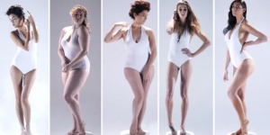 body ideals through the ages - corpul perfect de-a lungul timpului