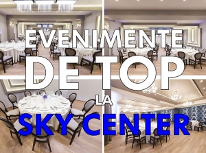 Sky Center a inaugurat noi spații pentru evenimente private și corporate