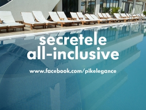 Pik Elegance - all-inclusive piscina