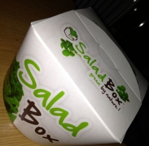 Du-te la Salad Box, fast-food-ul sanatos din mall
