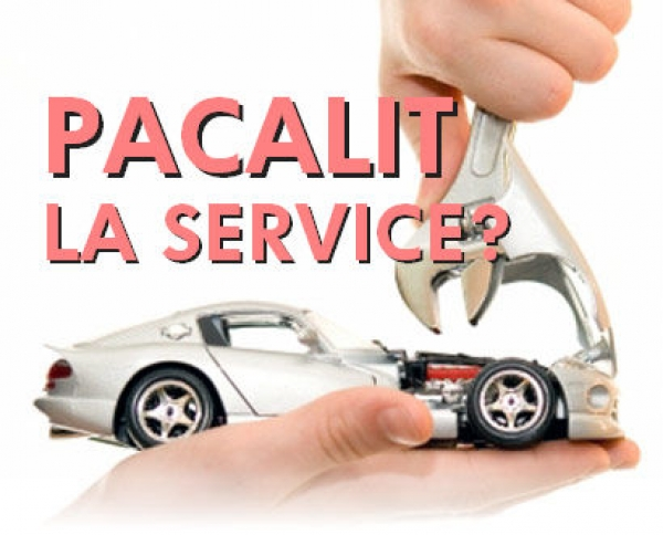 pacalit in service
